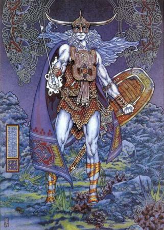 Луг | Кельтская мифология