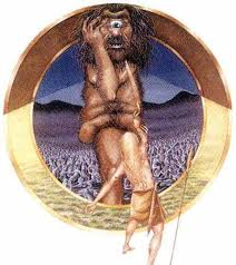 Балор   Кельтская мифология