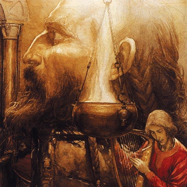Бран Благословенный | Кельтская мифология