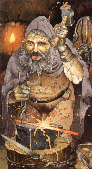 Гоибниу | Кельтская мифология