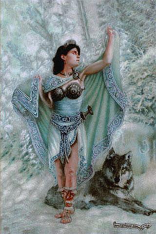 Дану   Кельтская мифология
