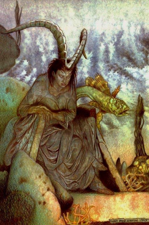 Домну | Кельтская мифология