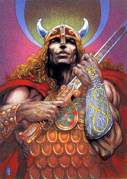 Нуаду   Кельтская мифология