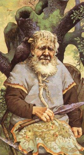 Ойсин | Кельтская мифология
