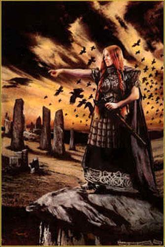 Бадб | Кельтская мифология