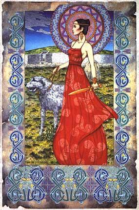 Боанн | Кельтская мифология