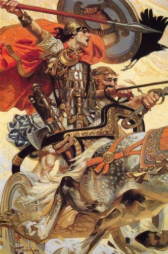 Кухулин | Кельтская мифология