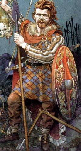 Лаэг | Кельтская мифология