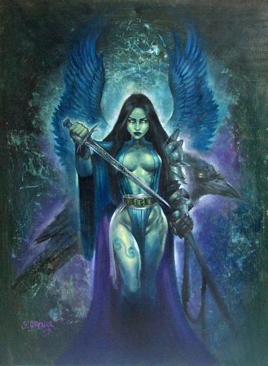 Немайн | Кельтская мифология