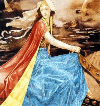 Рианнон | Кельтская мифология