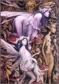 Фейри   Кельтская мифология