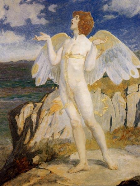Аонгус   Кельтская мифология