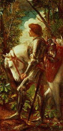 Галахад   Кельтская мифология
