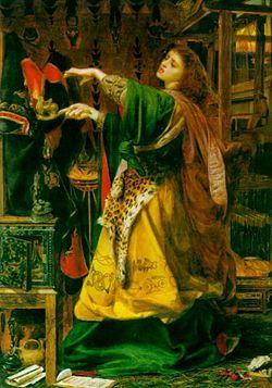 Фея Моргана   Кельтская мифология