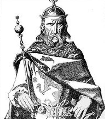 Утер Пендрагон | Кельтская мифология