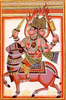 Агни | Индийская мифология