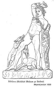 Актеон   Греческая мифология