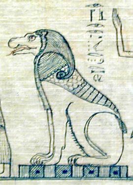 Амат   Египетская мифология