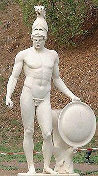 Арес   Греческая мифология
