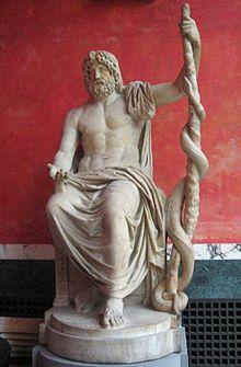 Асклепий   Греческая мифология