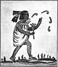 Атлауа | Мифология Ацтеков