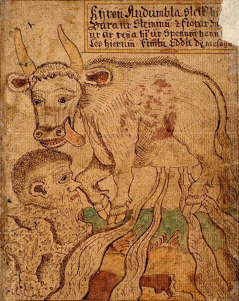 Аудумла | Скандинавская мифология