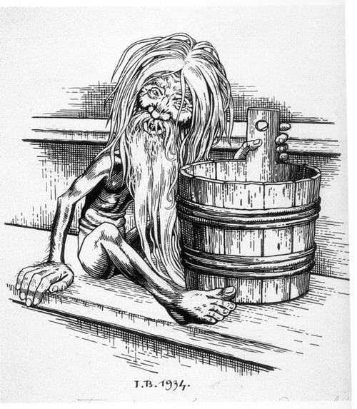 Банник | Славянская мифология