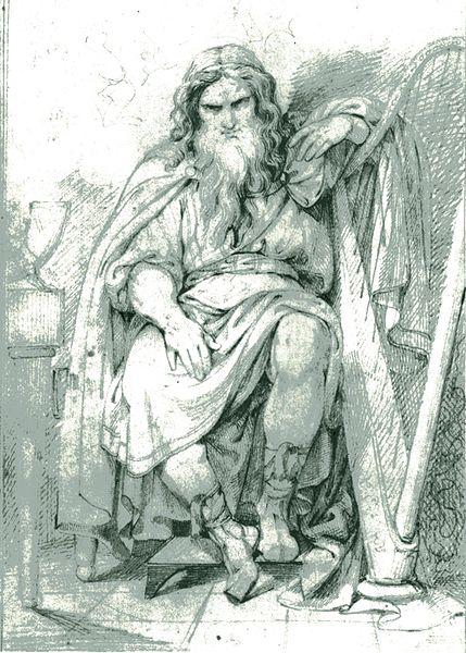 Браги   Скандинавская мифология