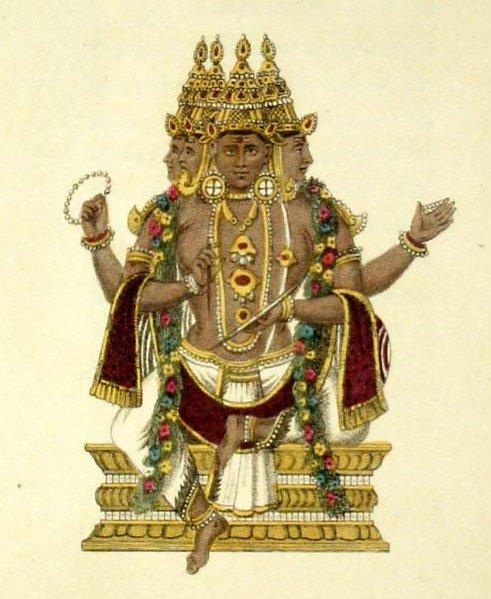Брахма | Индийская мифология