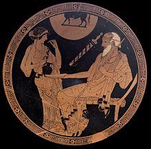 Брисеида   Греческая мифология