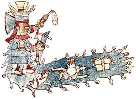 Чальчиутликуэ | Мифология Ацтеков