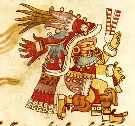 Чантико | Мифология Ацтеков