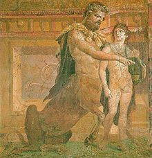 Хирон   Греческая мифология