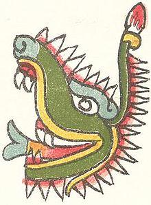 Сипактли   Мифология Ацтеков