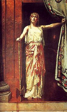 Клитемнестра | Греческая мифология
