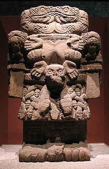 Коатликуэ   Мифология Ацтеков