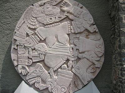 Койольшауки | Мифология Ацтеков
