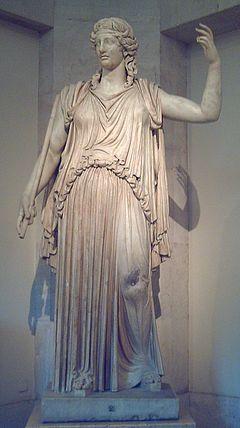 Деметра   Греческая мифология
