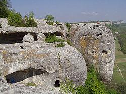 Эски-Кермен | Легенды Крыма