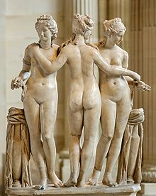 Хариты | Греческая мифология