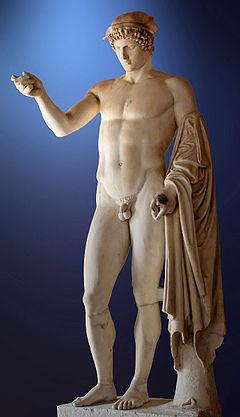 Гермес   Греческая мифология