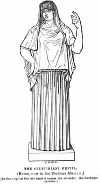 Гестия | Греческая мифология