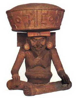 Уэуэтеотль   Мифология Ацтеков