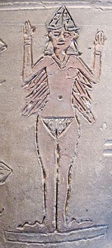 Инанна | Шумеро-аккадская мифология, мифология шумеров