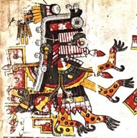 Ицпапалотль | Мифология Ацтеков