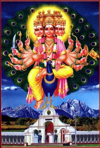Сканда | Индийская мифология