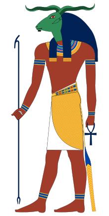 Хнум | Египетская мифология