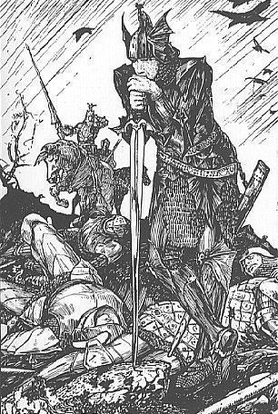 Мордред | Кельтская мифология