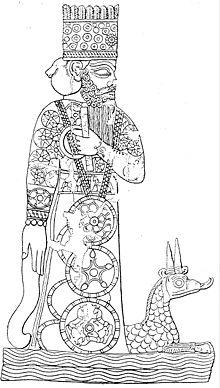 Мардук | Шумеро-аккадская мифология, мифология шумеров