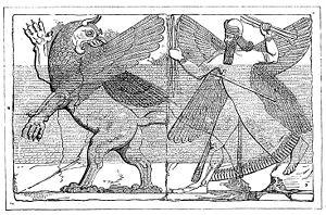 Тиамат | Шумеро-аккадская мифология, мифология шумеров